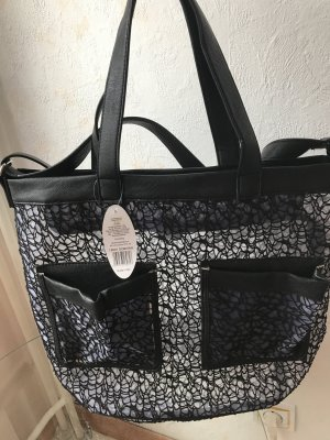 Canvas Bag black-white