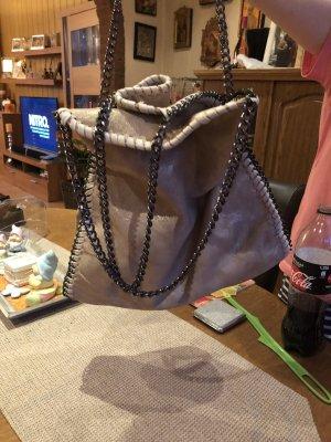Großer Shopper Tasche für Schulter