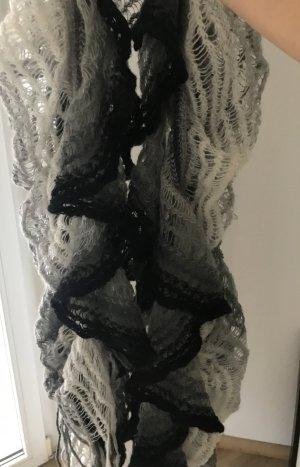 Bijou Brigitte Wollen sjaal veelkleurig