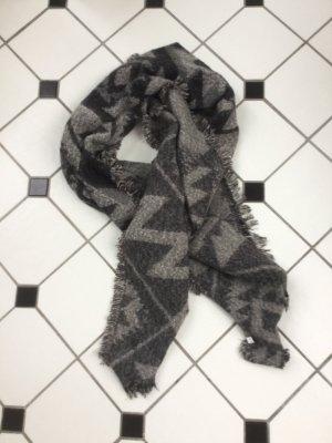 Großer Winter Schal , kuschelig weich wie eine Decke
