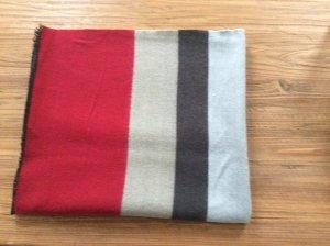 Zara Écharpe multicolore coton