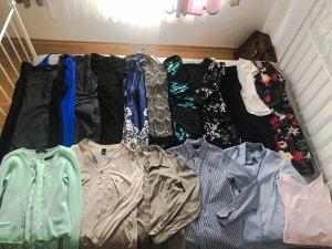 Großes Kleiderpaket 36/38 Mexx, Ralph Lauren, Hallhuber, Comma, G-Star, etc.
