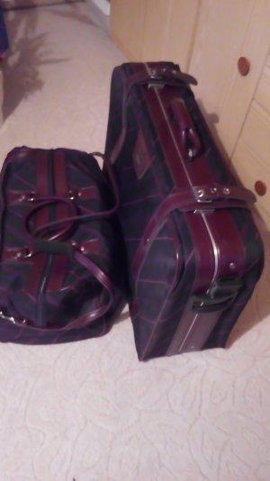 großes Koffer-Reisetasche Set
