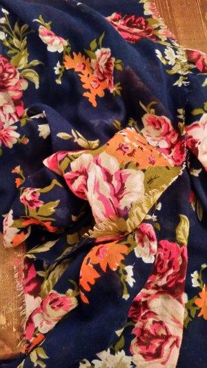 Codello Foulard multicolore tissu mixte