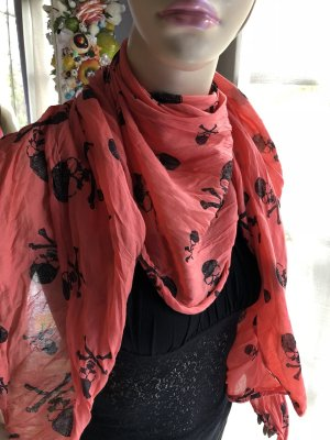 Neckerchief brick red