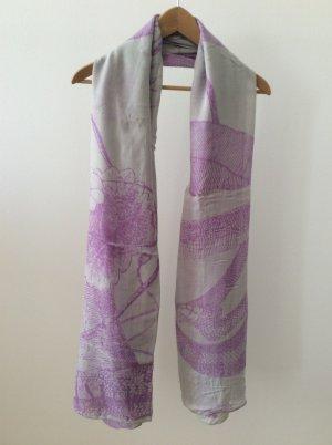 Großes Tuch mit Blumenmuster von Amorph