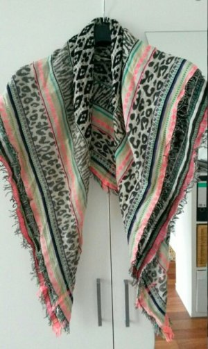 Zara Chal veraniego multicolor