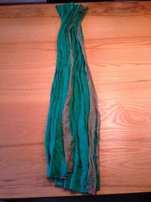 Grün-beiges Tuch von Esprit