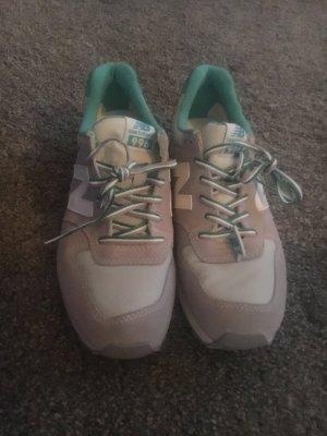 Grün/blau - graue New Balance Sneaker