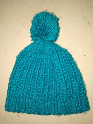 Bobble Hat cadet blue