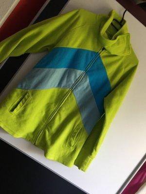 Kik Fleece Jackets blue-green