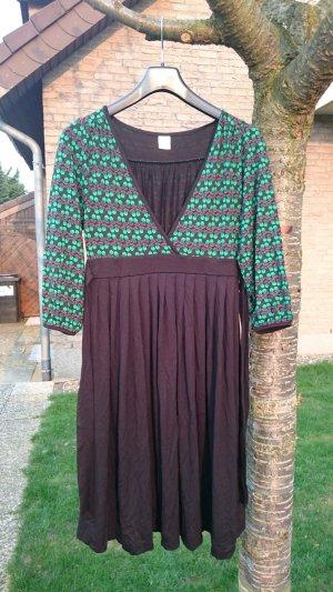 Grün schwarzes Kleid von Pussy Deluxe