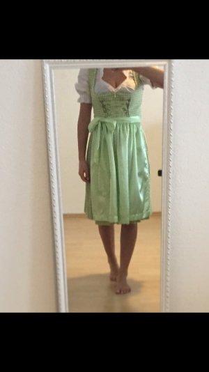 Corsage Dress multicolored cotton
