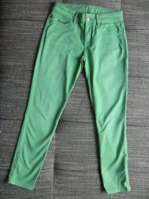 grüne 7/8 Hose von Esprit (Gr. 27)