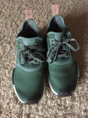 Grüne Adidas Sneakers NMD Größe 39 1/3