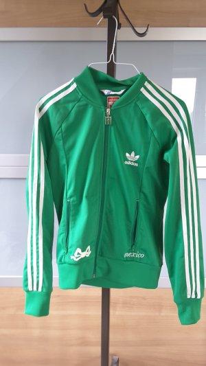grüne Adidasjacke
