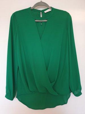 Paraphrase Transparent Blouse green