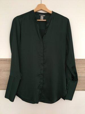 Grüne Bluse H&M