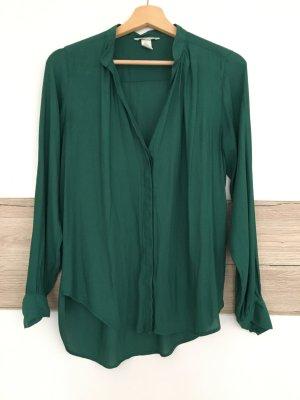 Grüne Bluse von H&M