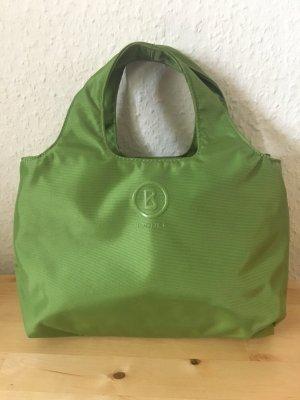 Grüne Bogner Handtasche