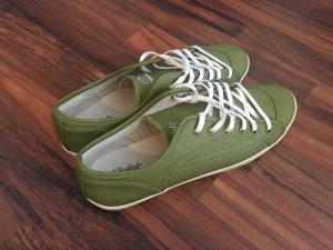 Grüne Buffalo sneakers Gr. 40