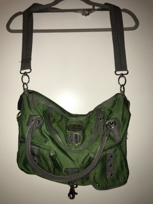 Catwalk Shoulder Bag lime-green