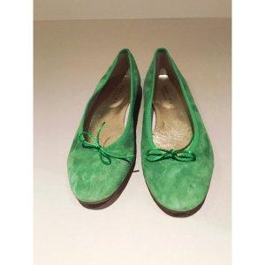 Grüne Darling Harbour (Breuninger) Ballerinas