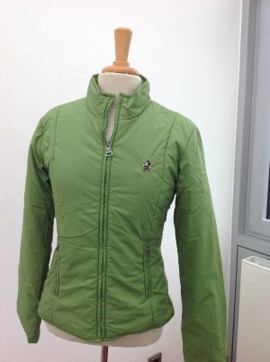 Grüne Donaldson Jacke