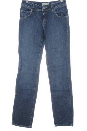 Grüne Erde Jeans flare bleu foncé-bleu acier Aspect de jeans