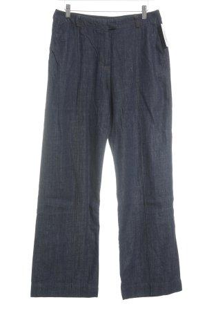 Grüne Erde Marlene jeans donkerblauw