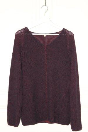Grüne Erde Merino Wolle Pullover