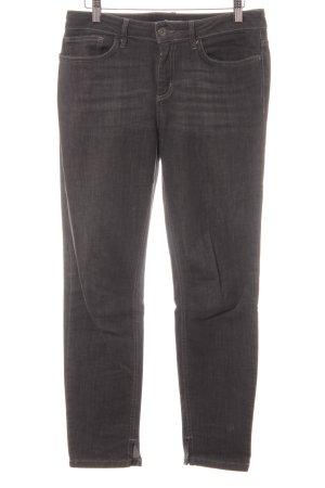 Grüne Erde Skinny Jeans grau Casual-Look