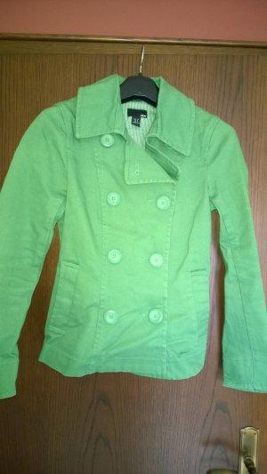 Grüne Frühjahrsjacke von H&M