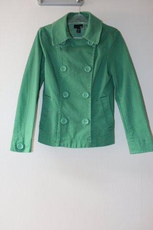 Grüne H&M Übergangsjacke