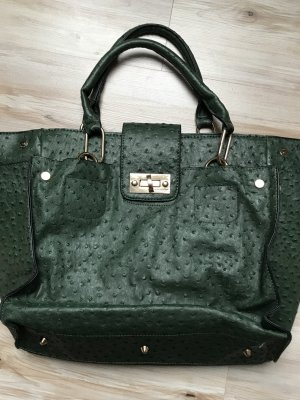 Orsay Carry Bag forest green