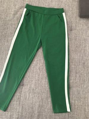 Pantalón tobillero verde