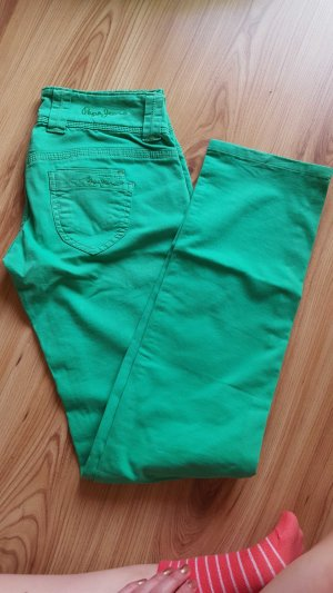 grüne Hose von Pepe Jeans