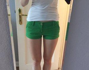 Grüne Hotpants von Abercrombie