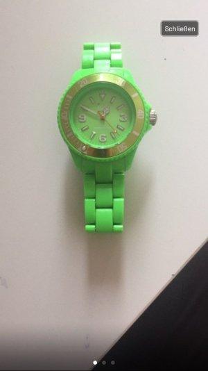 Grüne Ice Watch
