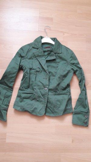 Grüne Jacke Blazer von Review Größe 38