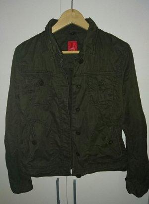 Grüne Jacke von Esprit