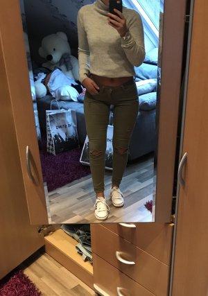 Grüne Jeans 34/36