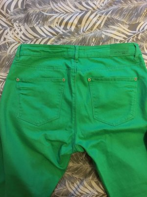 Gina Tricot Stretch Jeans green