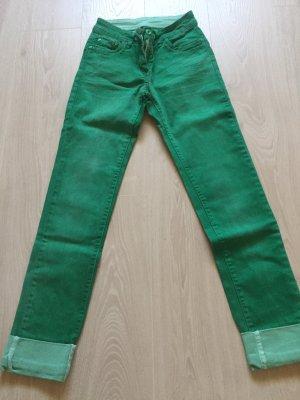Grüne Jeans Gr.36 L32