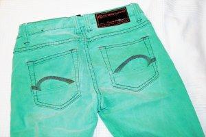 Grüne Jeans von der Marke One Green Elephant (36/S).