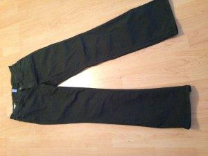 grüne jeans von MAC.