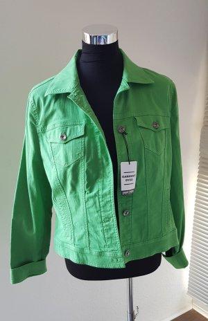 Grüne Jeansjacke Übergangsjacke von Gerry Weber