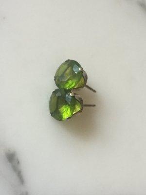 Grüne Ohrstecker von SIX