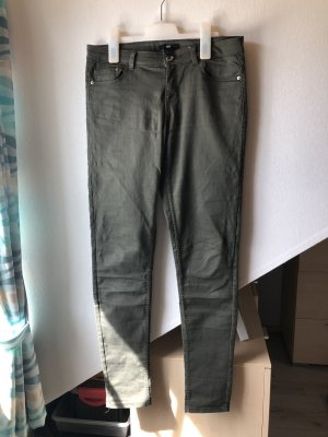 H&M Jeans cigarette multicolore