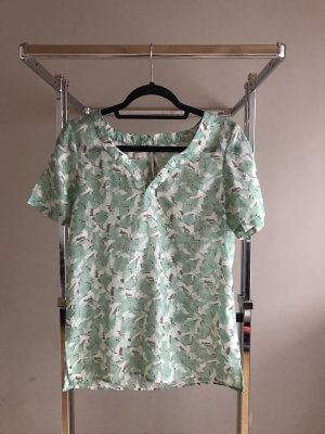 Hallhuber Kimono blouse veelkleurig